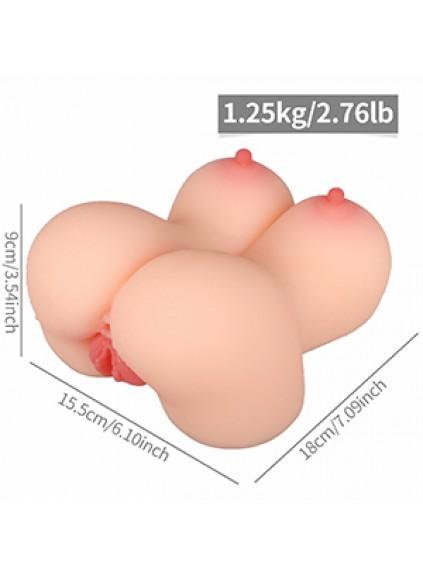 male sex doll boobs sex toy butt masturbator with full size male masturbator