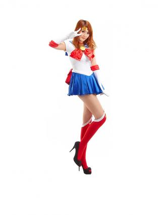 Women's Sailor Moon Cosplay Adult Costume