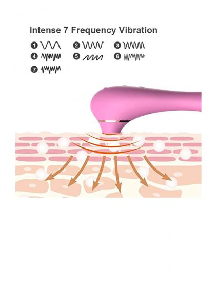 Attachments Sucking Vibrator Clitoral Nipple Sucking Sex Toy Clit Sex Clit Stimulator Waterproof Nipple Vibrator  Stimulators for Women clitorialToy for Women Massage