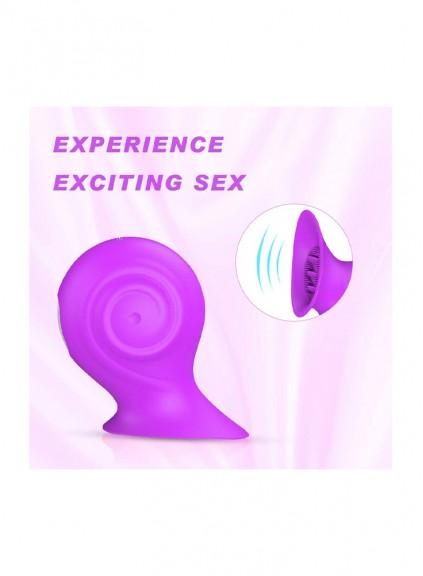 Clit Vibrator Mini Finger Vibrtor Clitoral Massage Vibrator for Vagina Powerful Clitoral Small G-spot Stimulator Vibrator